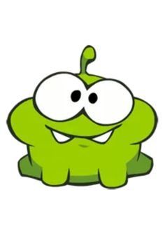Om Nom - cut the rope :)
