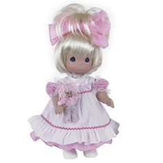 precious moments dolls | Precious Pals' - 12in Precious Moments Doll, 4744 | Flossie's Gifts ...