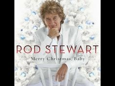 Rod Stewart Singing The Christmas Song (Chestnuts Roasting On An Open Fire )