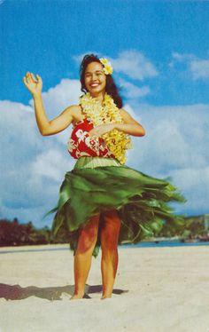 Polynesian.