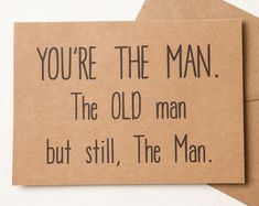 ALL ABOUT YOU Dad Card
