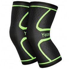 Yosoo Knee Sleeves Pair Support for Running Jogging Walking Hiking Workout Basketball Knee Injury Pain Arthritis Relief Knee Compression Sleeve Fits Men Women ** Details can be found by clicking on the image. Yoga For Arthritis, Knee Arthritis, Arthritis Relief, Rheumatoid Arthritis Symptoms, Jogging, Knee Ligaments, Runners Knee, Baskets, Knee Compression Sleeve