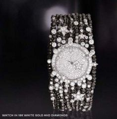 Recently, Chanel launched latest and exclusive high jewellery watches collection 2012 for women. All watches are very elegant and stylish. Lets have a look.