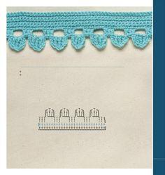 Crochctcd Trims Motifs----花边