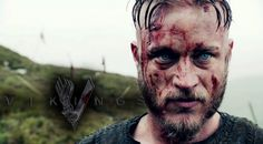 Vikings Kill the Queens bloody face