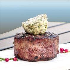 The Patio Daddy-O USDA Prime Filet Mignon Steak Box ~ Mushroomery