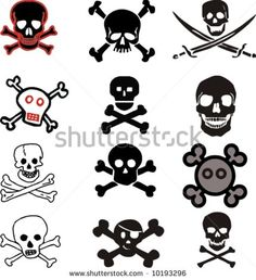Full details of Skull And Crossbones Drawing for digital design and education. Description from phohyper.com. I searched for this on bing.com/images