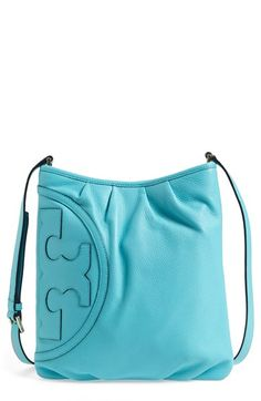 Tory Burch 'All-T - Swingpack' Leather Crossbody Bag available at #Nordstrom
