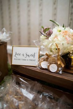 These cookie sandwich wedding favors are one of our WeddingWire editors' top picks. WeddingWire has tons of wedding favor recommendations at all price points. Click for more wedding favor ideas. Planning your wedding has never been so easy (or fun!)! WeddingWire has tons of wedding ideas, advice, wedding themes, inspiration, wedding photos and more. {Alysha Rainwater Photography}