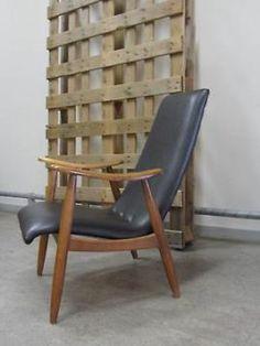 ≥ Mooie Retro / vintage loungefauteuils; deens design. - Fauteuils - Marktplaats.nl