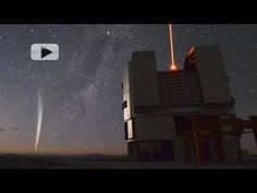 Why Europe Went To Chile For Astronomy