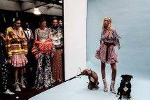 London Fashion Week Diary: Henry Holland