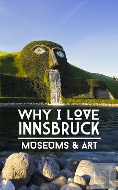 Why I love Innsbruck. From its collection of imperial history and modern art, architecture and culture, travel to Austria to discover this world class city including Swarovski Crystal World - a contemporary museum and gallery in Europe.
