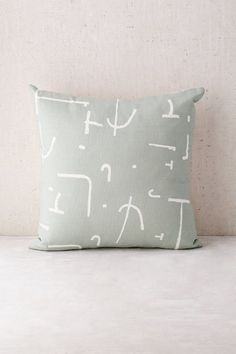 Loose Lines Pillow