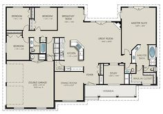 With a few simple modifications, this is my favorite floor plan so far. is creative inspiration for us. Get more photo about home decor related with by looking at photos gallery at the bottom of this page. We are want to say thanks if you like to share this post …