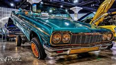 Chevrolet Impala, Retro Cars, Muscle Cars, Luxury Cars, Cool Cars, Old School, Antique Cars, Classic Cars, Impalas