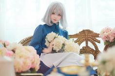 Lucia(Lucia) Sophie Hatter Cosplay Photo - Cure WorldCosplay