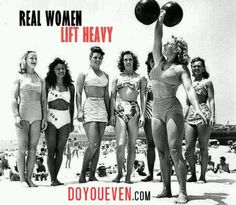 Lift heavy or go home!!