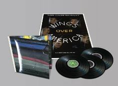 Wings - Wings Over America 3LP #christmas #gift #ideas #present #stocking #santa #music #records