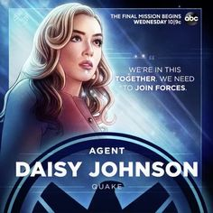 Quake Marvel, Marvel Avengers, Marvel Art, Comic Movies, Movie Tv, Leopold Fitz, Marvel Show, Marvels Agents Of Shield, Fanart