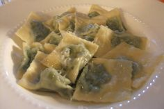 Beijing - Mercante Cheese and Spinach Ravioli