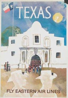 Texas - Eastern Air Lines