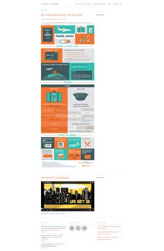 Travel Hacks #InfoGraphics
