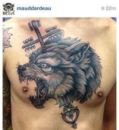 Wolf - Maud Dardeau