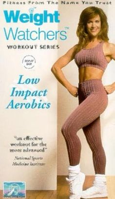 Weight Watchers Workout Series: Low Impact Aerobics [VHS]