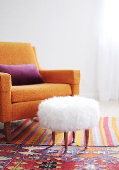 Incorporating unique textures can be a wonderful way of adding dimension and style to your space. This design tip for how to add faux fur into your home can help you do just that!