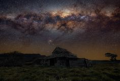 Incredible night sky photograph taken in Meander Valley, Tasmania by Australian photographer Lincoln Harrison. Click through to see his other top images from 2014 via the link.