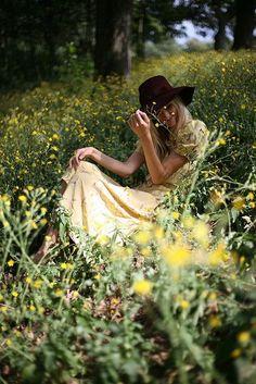 Wildflowers | Fields of Flowers | In the Meadow