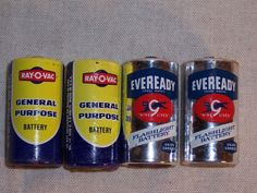 Ray-O-Vac & Eveready Batteries 1970s Childhood, My Childhood Memories, Best Memories, Nostalgia, Vintage Packaging, Tamarindo, 80s Kids, Oldies But Goodies, Ol Days