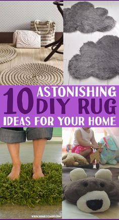 Make a special rugs