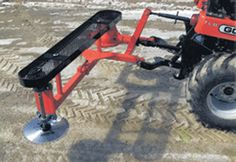 Links to Home-made brush cutter and tree blade attachments - MyTractorForum.com - The Friendliest Tractor Forum and Best Place for Tractor Information