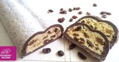 Light paleo zsírszegény hamis túró rudi sütemény (szénhidrátszegény, gluténmentes, tejmentes, cukormentes)