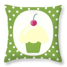 Yummy cupcake design
