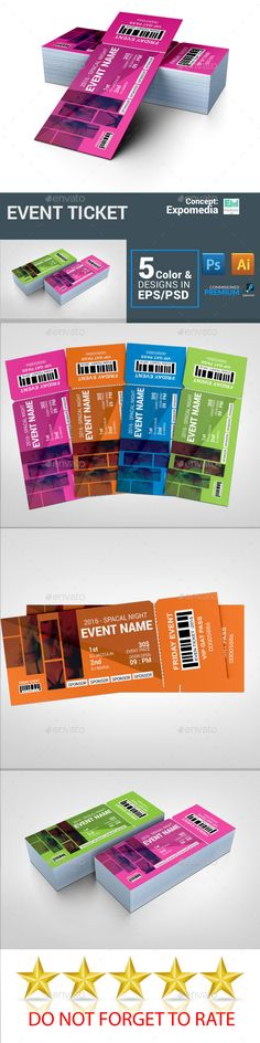 Travel Tickets Travel tickets, Ticket template and Print templates - free event ticket template download