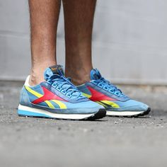 info for 74418 09891 Away from the trends, what established Reebok in the world of athletics was  their racing silhouettes. The Aztec, a 1979 runner that has been brought  out of ...