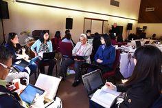 OU Concludes Doctoral Colloquium in Riverside