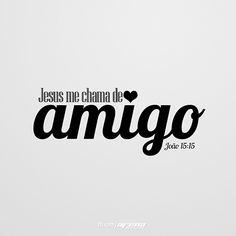 #amigo #Jesus #Biblia #bible
