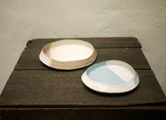clay plate by顧上翎 too..