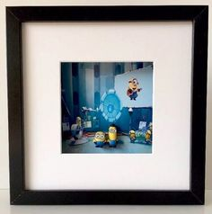 Despicable Me Minions Figures 3D Effect Boxed by BenjoCreations