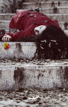 Confession #1: Snow White never bit the apple. Week 31 by Usra :), via Flickr