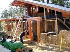 10 Straw-bale homes – an eco-friendly alternative to explore