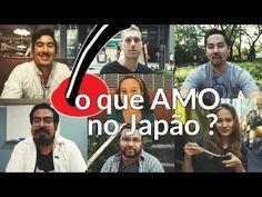 O que meus amigos amam no Japão? | vídeo – Peach no Japão