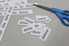 I absolutely LOVe Magnetic Poetry. Here is a great website to download more words and DIY magnetic poetry with templates