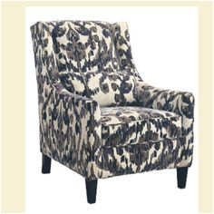 Owensbe accent couch - smoke - from Ashley Furniture