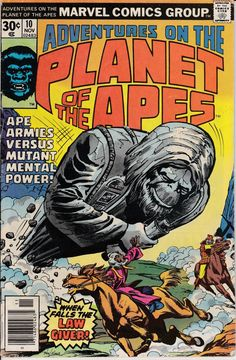 Adventures on the Planet of the Apes  10  November by ViewObscura