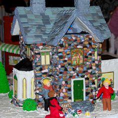 11 Creative Gingerbread House Ideas - Grandparents.com